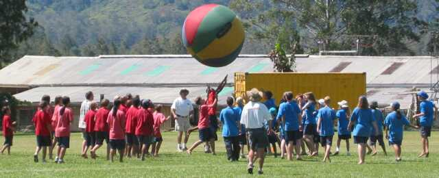 Ukarumpa_EarthBall