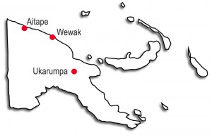 Ukarumpa_Map